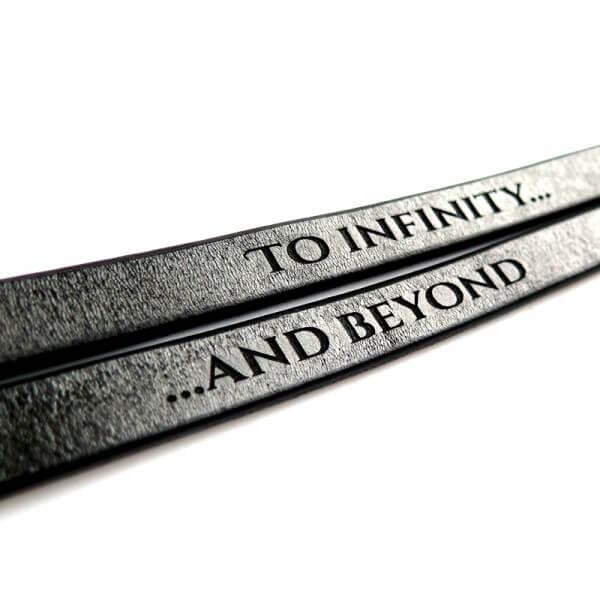 Apyrankės porai To infinity... -...and beyond