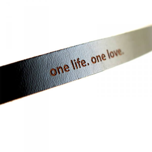 Apyrankės porai One Life. One Love.