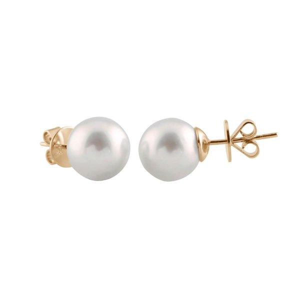 Perlų auskarai