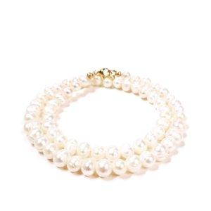 Gėlavandenių Perlų Vėrinys CHOKER