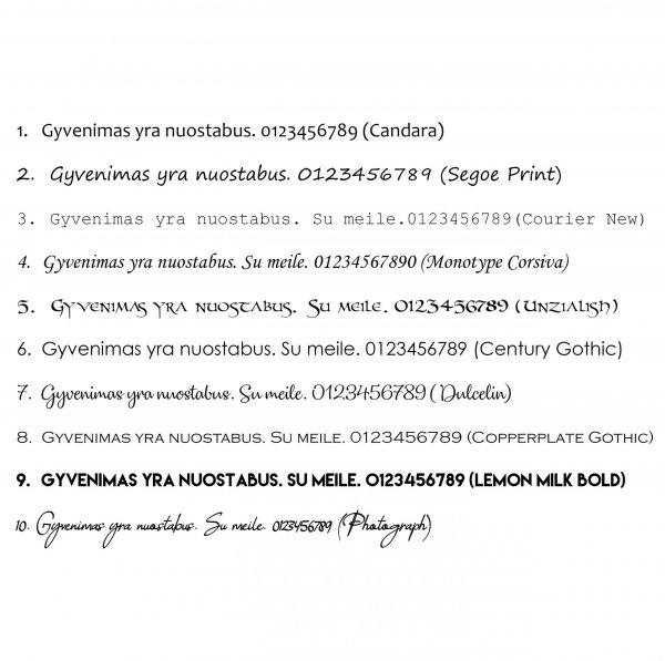 Apyrankė Odinė RED Medium
