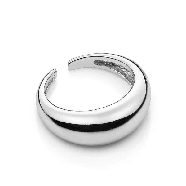 Sidabrinis Žiedas DOME